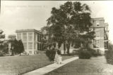 Morristown Memorial Hospital, Morris street, early 20th century, Morristown, NJ