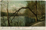 Lake Hopatcong view, circa 1900, Lake Hopatcong, NJ