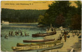 Little Coney, circa 1900, Lake Hopatcong, NJ