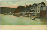 Nolan's Point, circa 1900, Lake Hopatcong, NJ