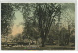 Morristown Green, early 20th century, Morristown, NJ
