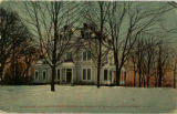 Madison Avenue, Wallace Scudder residence, circa 1921, Morristown, NJ