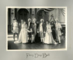 Fancy Dress Ball, The New Jersey State Hospital at Morris Plains, ca. 1899, Morris Plains, NJ