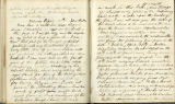 Pages 041-042, Civil War Diary of Confederate soldier George D. Wise, April 27, [1864]