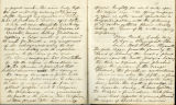 Pages 045-046, Civil War Diary of Confederate soldier George D. Wise, [April 27, 1864]