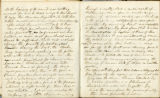 Pages 053-054, Civil War Diary of Confederate soldier George D. Wise, [ May 1, 1864]