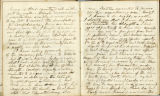 Pages 073-074, Civil War Diary of Confederate soldier George D. Wise, [June 16, 1865]