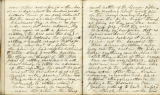 Pages 097-098, Civil War Diary of Confederate soldier George D. Wise
