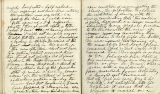 Pages 103-104, Civil War Diary of Confederate soldier George D. Wise