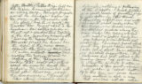 Pages 107-108, Civil War Diary of Confederate soldier George D. Wise, February 18, 1865