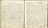 Pages 115-116, Civil War Diary of Confederate soldier George D. Wise, April 6, 1865
